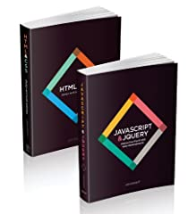 A two-book set for web designers and front-end developers This two-book set combines the titles HTML & CSS: Designing and Building Web Sites and JavaScript & jQuery: Interactive Front-End Development. Together these two books form an ...