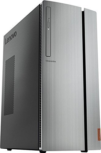 Newest Premium Lenovo IdeaCentre 720 Gaming Desktop, 8 Core AMD Ryzen 7 1700 Up to 3.7GHz (Beat i7-7700k), 16GB DDR4, 512GB SSD, DVDRW, 4GB AMD Radeon RX 560, WiFi, HDMI, 7 in 1 Card Reader, Win 10