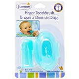 Summer Infant Finger Toothbrush with Case, 1-Pack