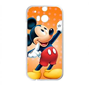 Personal Customization Classic Mickey Mouse fashion Cell Phone Case for HTC One M8