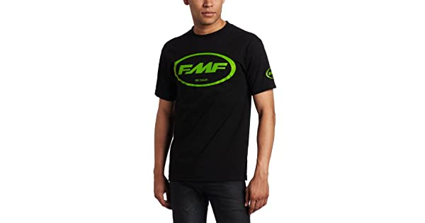 FMF Racing Factory Classic Don T-Shirt Size L Black//White