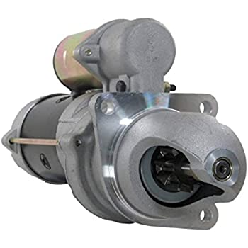 Amazon com: NEW STARTER MOTOR FITS PERKINS ENGINE 4 108
