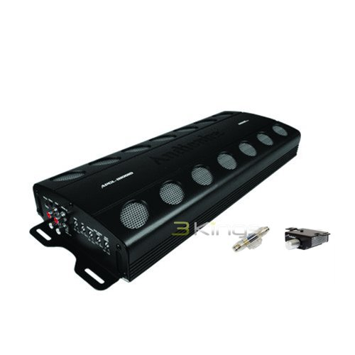 AudioPipe APCL18001D 1800W Class D Monoblock Car Audio MOSFET (1800 Watt Stereo Power Amplifier)