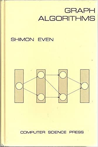 Graph Algorithms (Computer Software Engineering Series) by Shimon Even (1979-06-01)