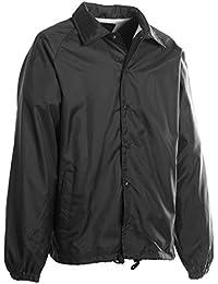 Amazon.com: Black - Windbreakers / Lightweight Jackets: Clothing ...