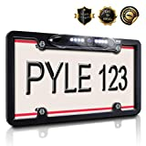 Best License Plate Frame With Cameras - Pyle PLCM16BP License Plate Frame Rear View Backup Review
