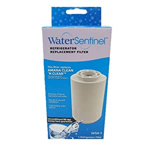 Water Sentinel WSA-1 Refrigerator Replacement Filter