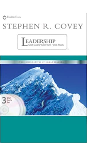 Leadership The 4 Imperatives Of Great Leaders Stephen R Covey