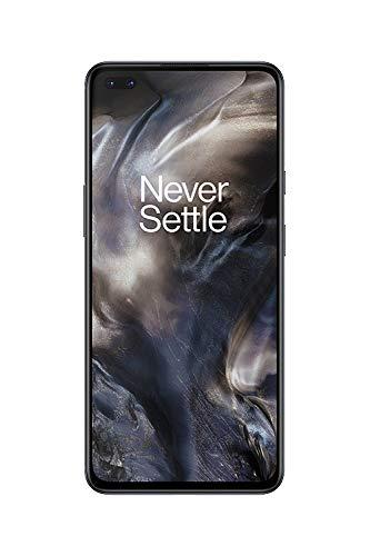 ONEPLUS Nord 5G AC2003 EU/UK Model 8GB+128GB Dual Sim GSM Unlocked International Version No Warranty - Onyx Gray