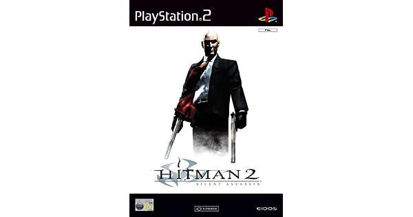 Amazon Com Hitman 2 Silent Assassin Video Games