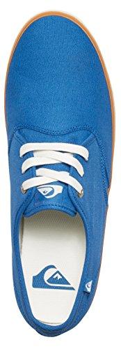 Quiksilver Quiksilver Herren Shorebreak Low Top Shoes - Zapatillas Hombre Azul - Blau (Blue/Blue/Blue Xbbb)