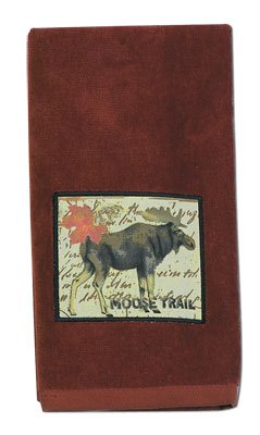 Wilderness Trail Moose Patch Terry Towel