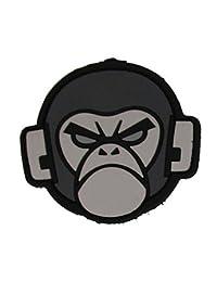 Monkey Head Patch - PVC