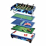 Voit Challenge 7-in-1 Game Center Combo Table