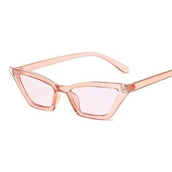 YYXXZZ Gafas de sol Gafas de Sol Rojas Mujer Gato Mujer ...