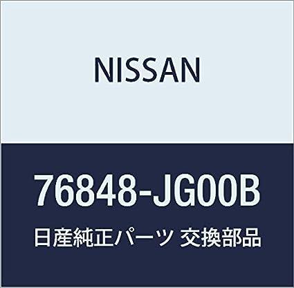 NISSAN OEM Exterior-Wheel Fender Flare Molding Grommet 76848JG00B