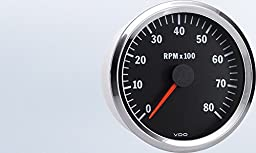 VDO 333 195 Tachometer Gauge