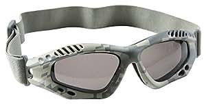 10378 Army Digital Camo Ventec Tactical Goggle