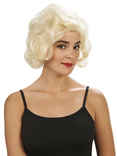 Dream Weavers Costumers Blonde Marilyn Adult Wig