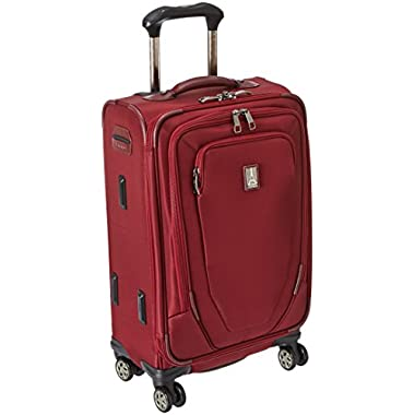 Travelpro Crew 10 21 Inch Expandable Spinner Suiter, Merlot, One Size