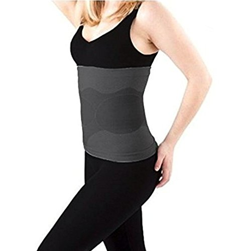 Waist Slimming Belt Aids Weight Loss for Men And Women - 3 Pack by Homax