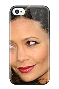Anti-scratch And Shatterproof Thandie Newton Phone Case For Iphone 5c/ High Quality Tpu Case