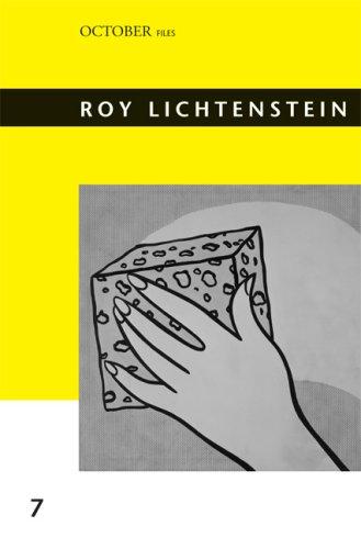 Roy Lichtenstein (October Files) ebook