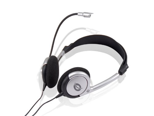 Conceptronic Comfortable Stereo Headset Jack 3 5