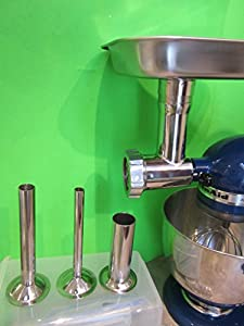 Smokehouse Chef Original Stainless Steel Meat Grinder : Outstanding Product