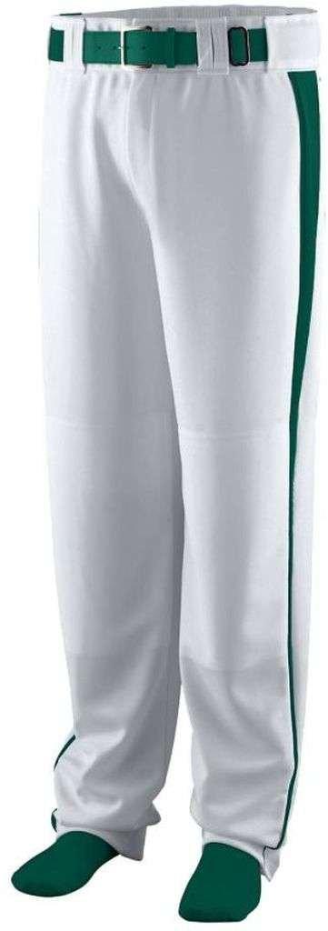 Augusta SportswearメンズTriple Play Baseball Pant B00IUKRMF8 3X-Large|Silver Grey/Dark Green Silver Grey/Dark Green 3X-Large