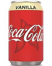 Coca Cola Vanilla (48 x 0,33 L blik)