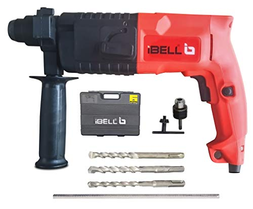 IBELL Rotary Hammer Drill Machine RH20-23, SDS Chuck,500W,850RPM,20MM with 6 Months Warranty Price & Reviews