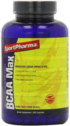 Sportpharma BCAA Maxi, 200 capsules 200 capsules