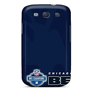 NewArrivalcase Design High Quality Chicago Bears Cover Case With Excellent Style For Galaxy S3