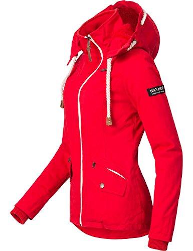 Delle Rehauge Giacca Navahoo Donne Rosso xxl Sportivo Transizione Colori 9 Xs Cw5ZY