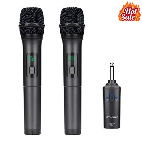 How to find the best cordless microphones for singing professional for 2019?