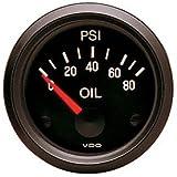 VDO 350040 Cockpit Series Oil Gauge