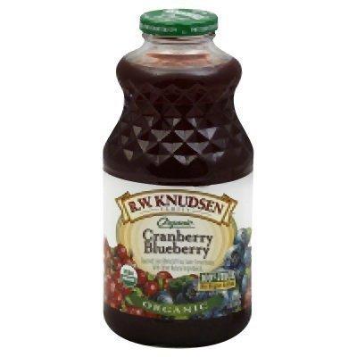 5 Savers Package:R.W. Knudsen Family Cranberry BluBerry (12x32OZ )