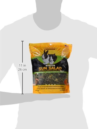 Product image of Sunseed Company 36065 Vita Prima Sun Salad For Rabbits, 10 Oz
