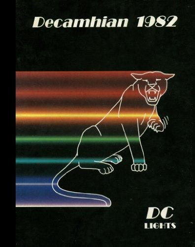 (Reprint) 1982 Yearbook: Del Campo High School, Fair Oaks, California