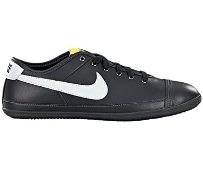 NIKE Mens FLASH LEATHER Sports Shoes Gray Anthrazit (Anthrct Pr Pltnm-Blk- c9411bc077