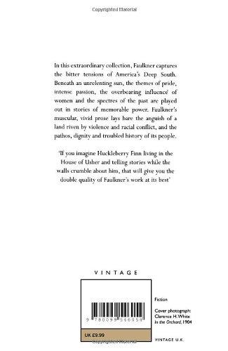 Collected Stories: Amazon co uk: William Faulkner