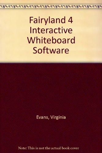 Software Whiteboard (Fairyland 4 Interactive Whiteboard Software)