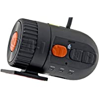 DVR Night Vision Color Dash Surveillance Camera with G-Sensor for Automatic Recording and Microphone HK-1515DVR