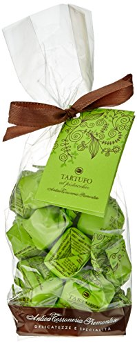 Antica Torroneria Piemontese Tartufi Dolci Pistacchio Bag, 1er Pack (1 x 200 g)