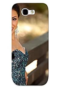 High Quality BMRpXAo3507iQPJc Girl With Beautiful Smile PC For Case Samsung Note 3 Cover