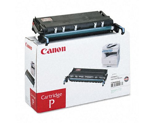 Canon Part # 7138A002AA OEM Toner Cartridge - 10,000 Pages (Cartridge P)