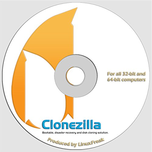 Hard Drive Backup Software - CloneZilla - System Deployment and Imaging Solution similar to Norton Ghost
