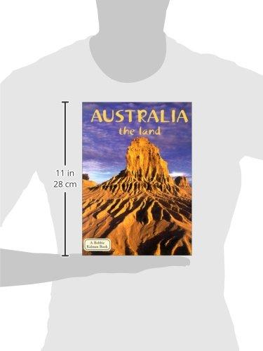 Australia the Land (Lands, Peoples & Cultures)