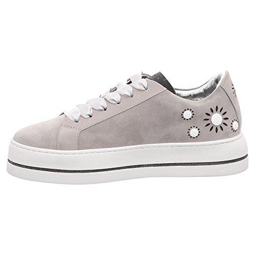 Maripé Maripé Donna Sneaker Sneaker Grau Grigio UpvfxH